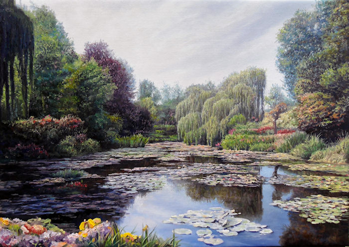 Garden of Monet II